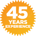 45 Years of Experience - Mouritz GAS&AIR