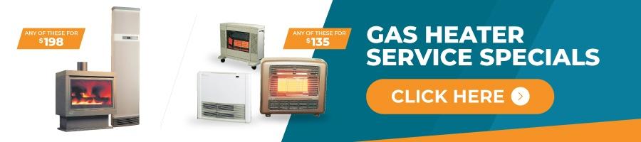 Gas Heater Service Mouritz