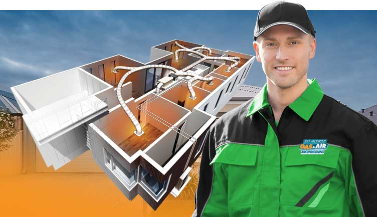 Ducted Gas Service & Repair Perth