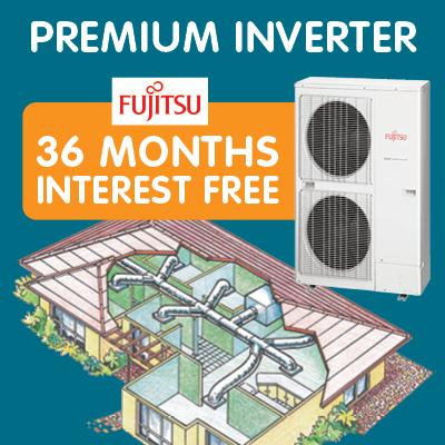 Fujitsu Premium Inverter Offer