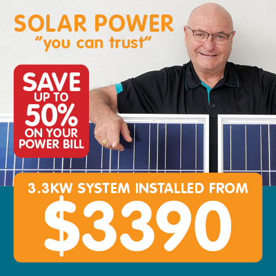 Mouritz Solar Power You Can Trust