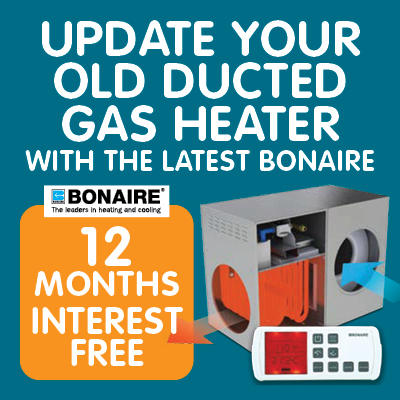 Bonaire Heating Upgrade