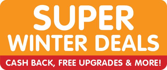 Super Winter Deals
